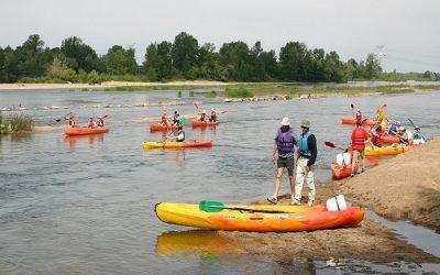 Canoë, Kayak et ULM à la Base de Beaulieu