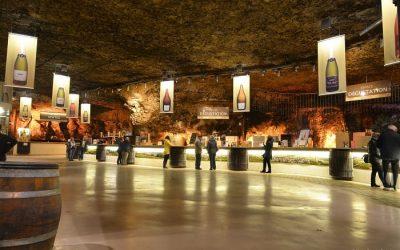 Visites et dégustations aux Caves Bailly Lapierre