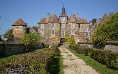 Visite guidée du Château de Ratilly